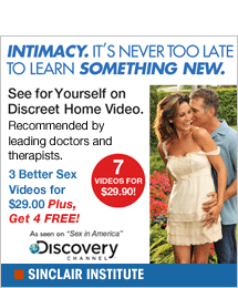 Sinclair Institute - Discreet Home Videos