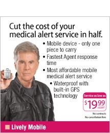 Lively Mobile - emergency alert