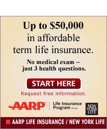AARP Life Insurance Program From New York Life