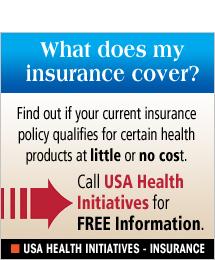 USA Health Initiatives - Insurance