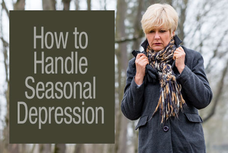 How to Avoid Seasonal Depresstion ( Lois Greene Stone's article)